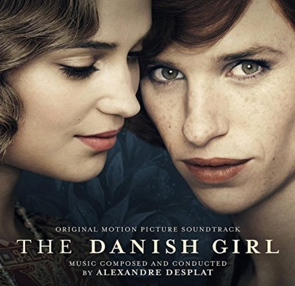 Danish Girl Desplat