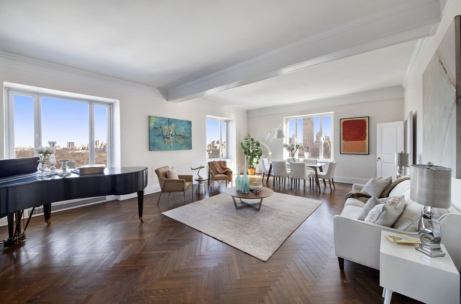 apartment inside. Luciano Pavarotti S Apartment  Complete With The Piano He Used To Prepare For His Operatic Roles See Inside Manhattan Classic FM