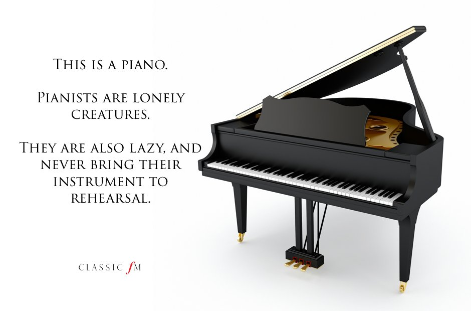 piano Musical instruments explained: a beginner's