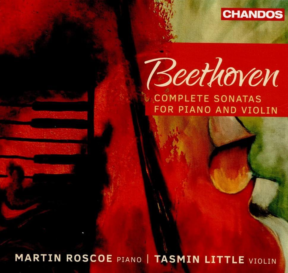 Tasmin LIttle Martin Roscoe Beethoven