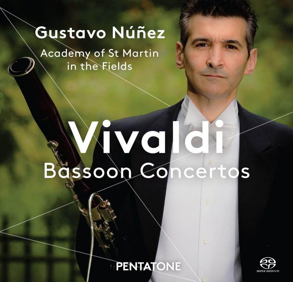 Vivaldi Bassoon Concertos Nunez