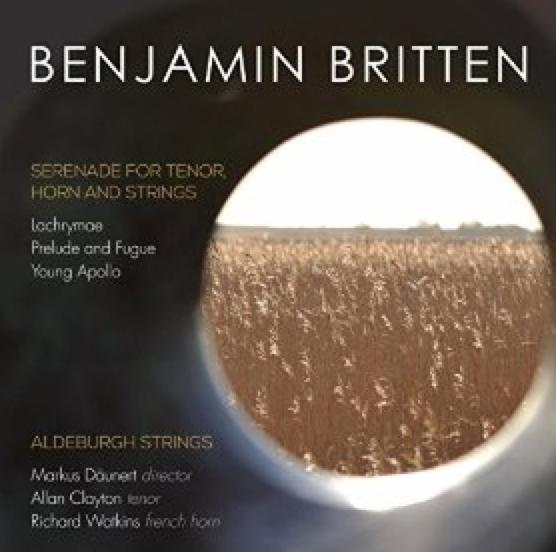 Britten Serenade Aldeburgh