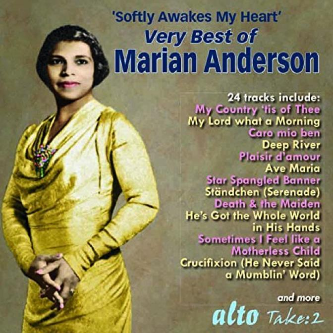 Marian Anderson very best of
