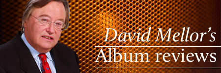 David Mellor Album reviews header