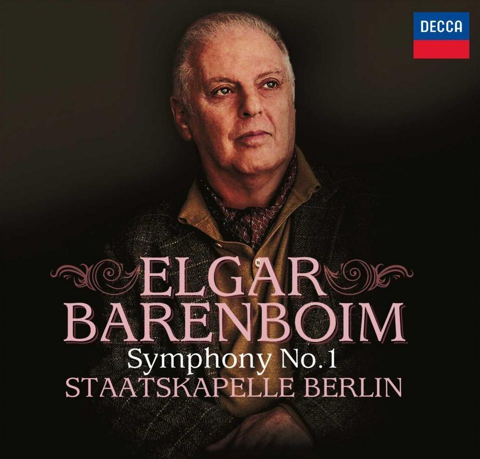 Elgar Symphony 1 Barenboim