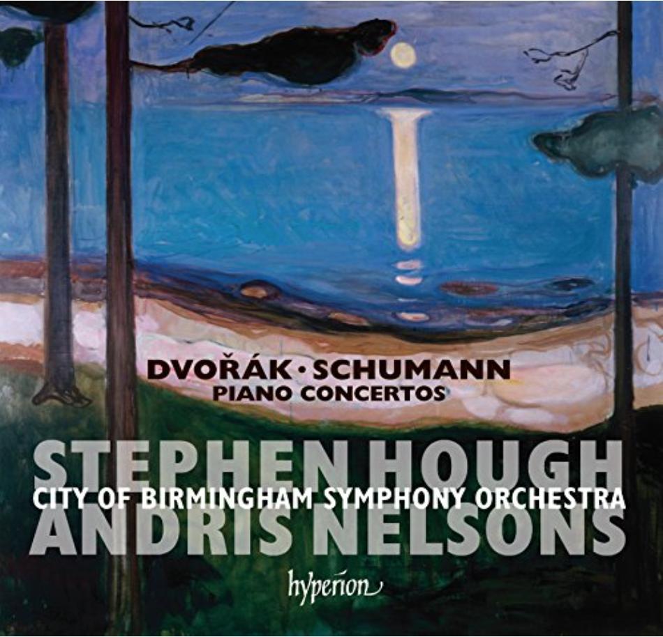 Hough Schumann Dvorak Piano Concertos