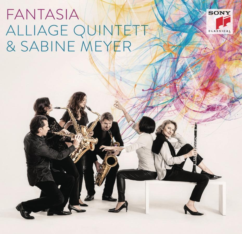 Alliage Quintett Sabine Meyer Fantasia