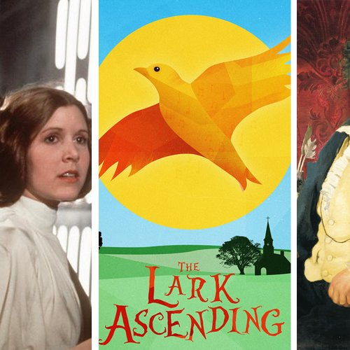 the lark ascending meaning
