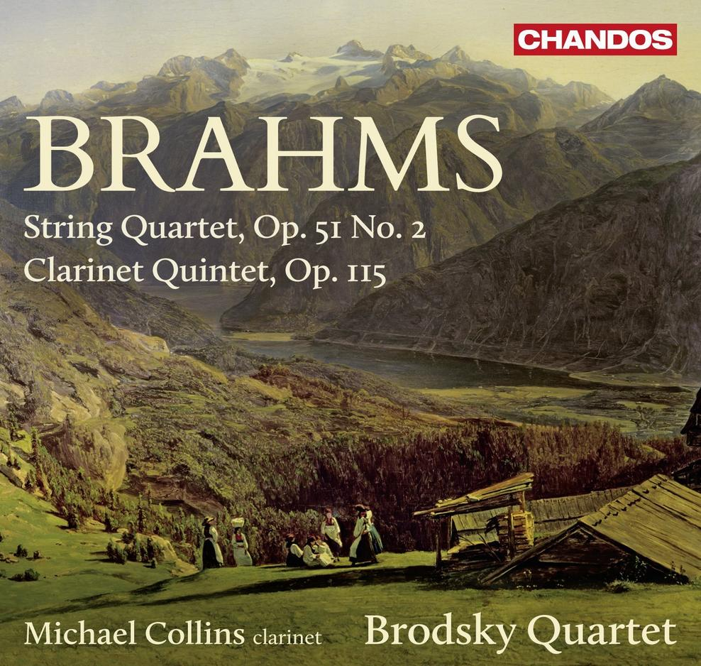 Brodsky String Quartet Brahms Piano Quintet