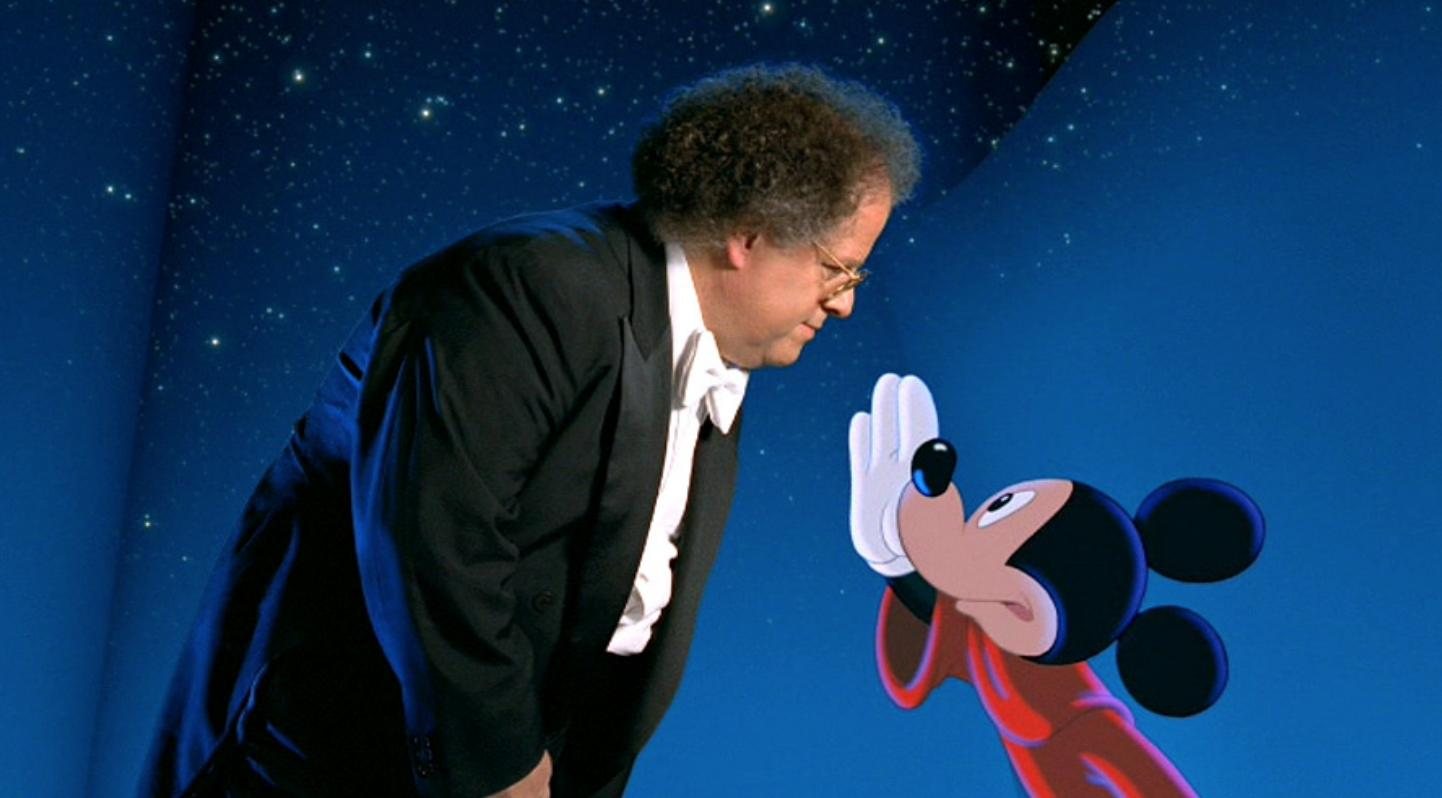 James Levine Mickey Mouse Fantasia 2000