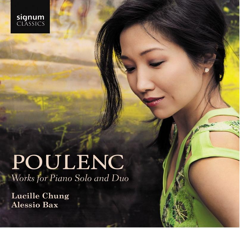 Alessio Bax Lucille Chung Poulenc