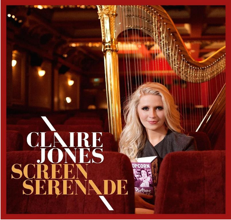 Claire Jones Screen Serenade