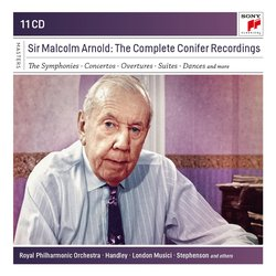 Malcolm Arnold Conifer Recordings