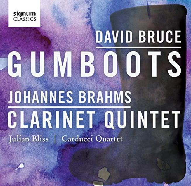 Brahms Clarinet Quintet Julian Bliss