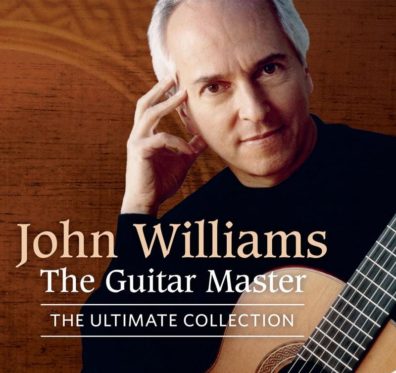 John Williams Guitar Master