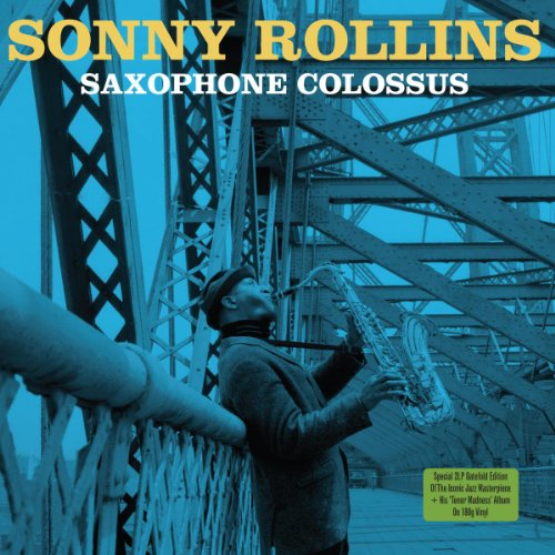 Sonny Rollins Brooklyn Bridge