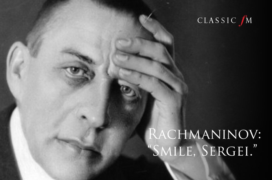 Great composers advice Rachmaninov