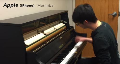 This pianist turned all those annoying phone ringtones into