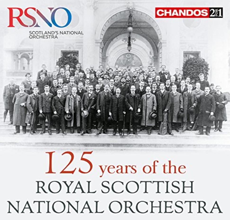 125 years Royal Scottish National Orchestra