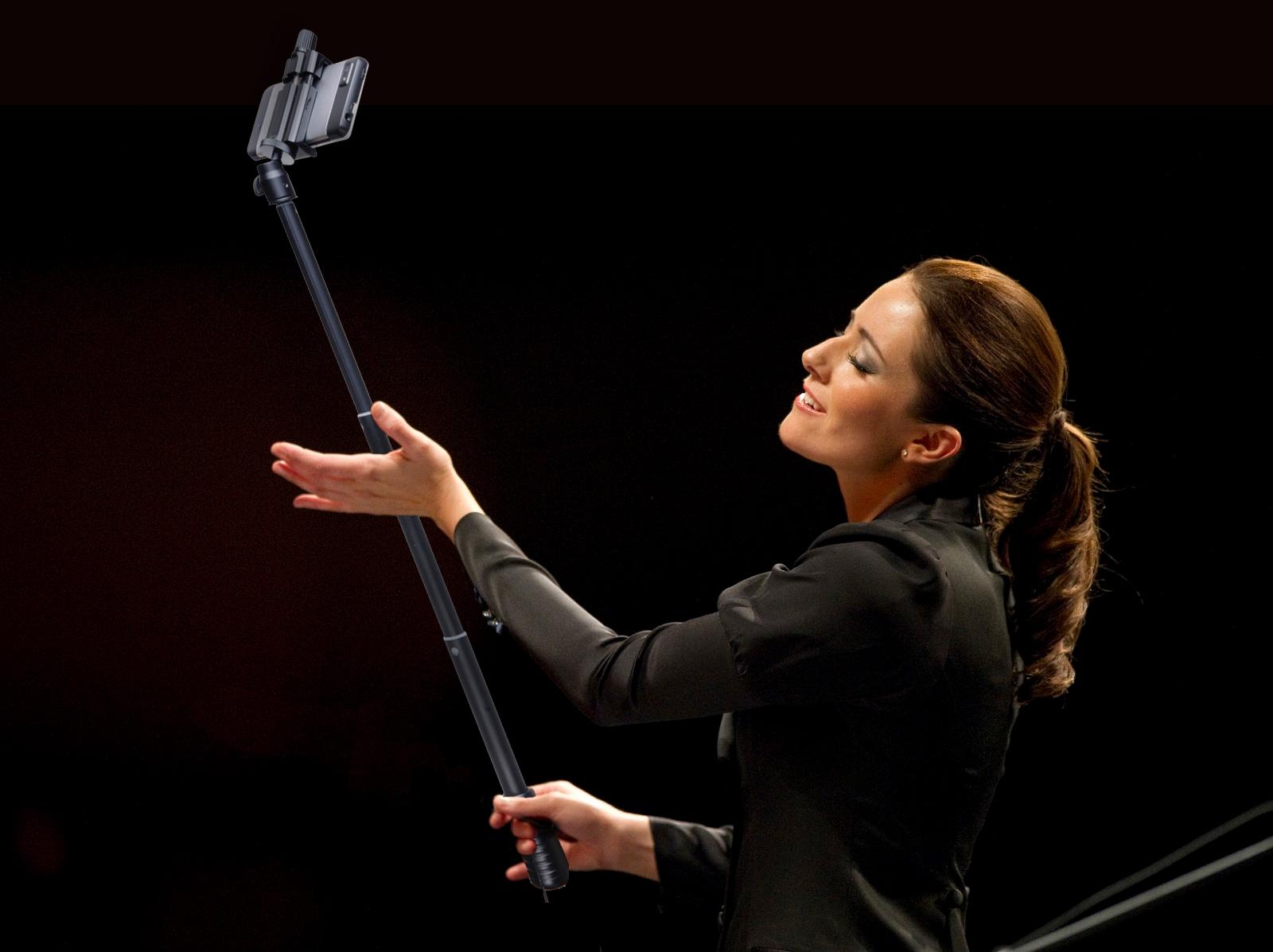 Conductor selfies