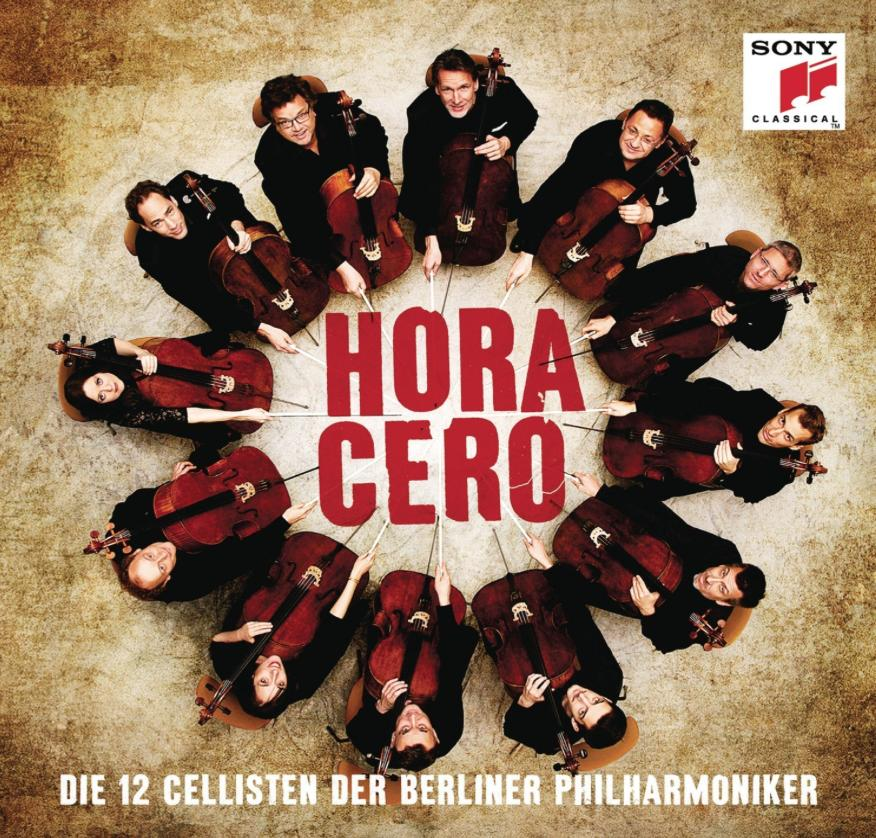Hora Cero 12 cellists Berlin Philharmonic