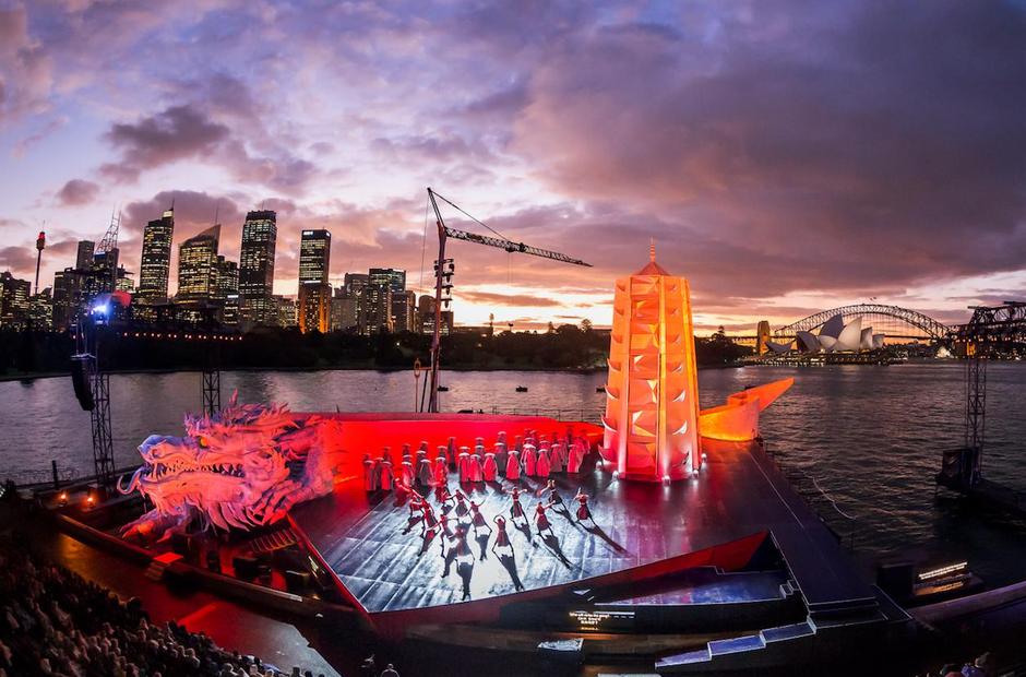 Turandot Opera Australia