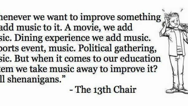 This single image sums up basically everything about cuts in music education