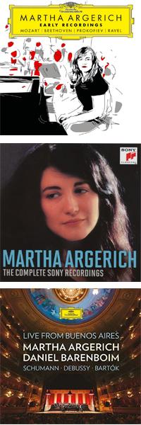Argerich albums