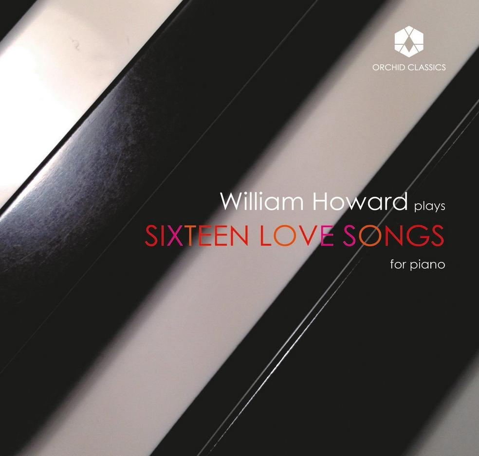William Howard 16 Love Songs
