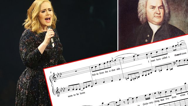 Some grade-A music geek has turned Adele's 'Hello' into a Bach Fugue