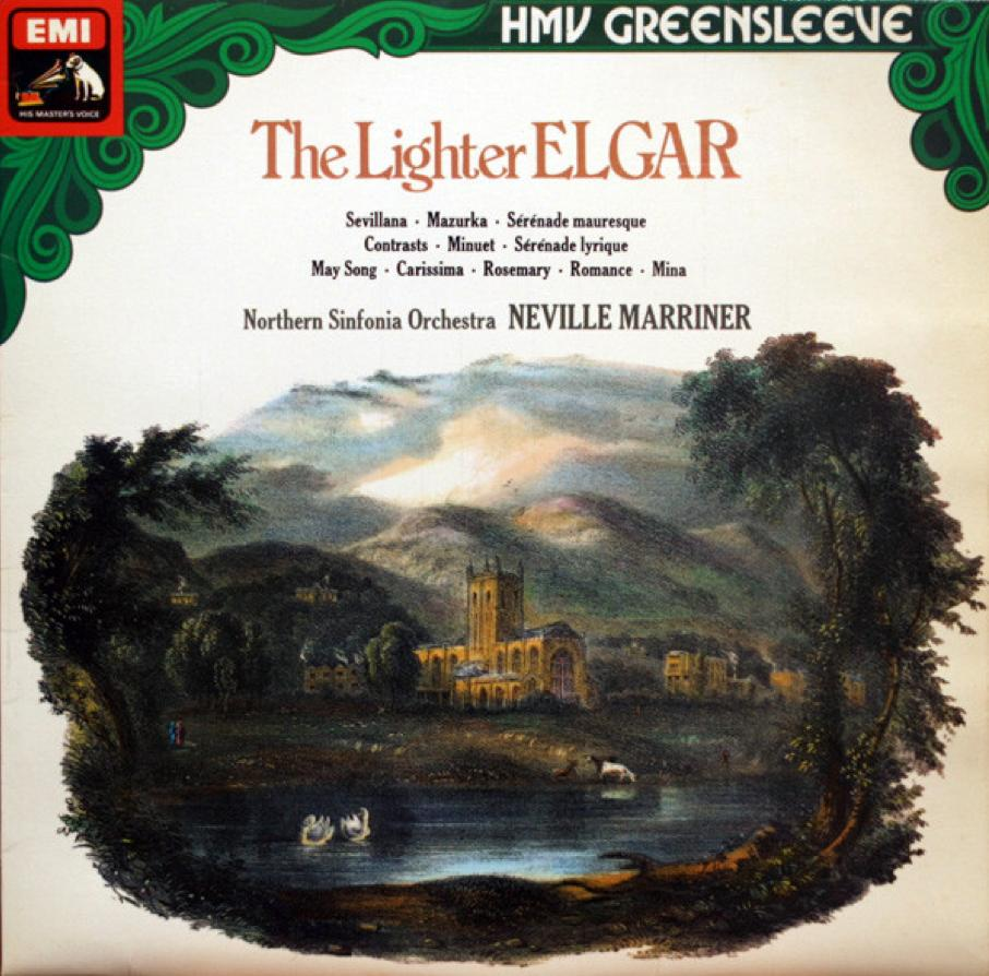 Lighter Elgar Marriner