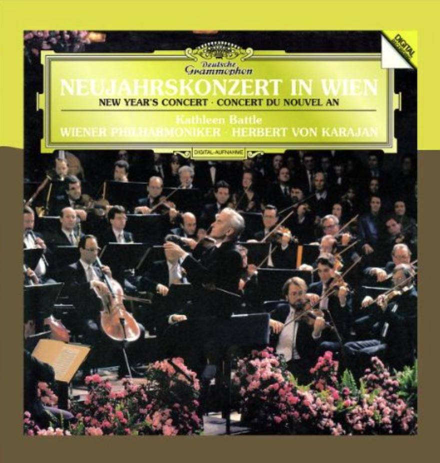 Vienna New Year's Concert Karajan