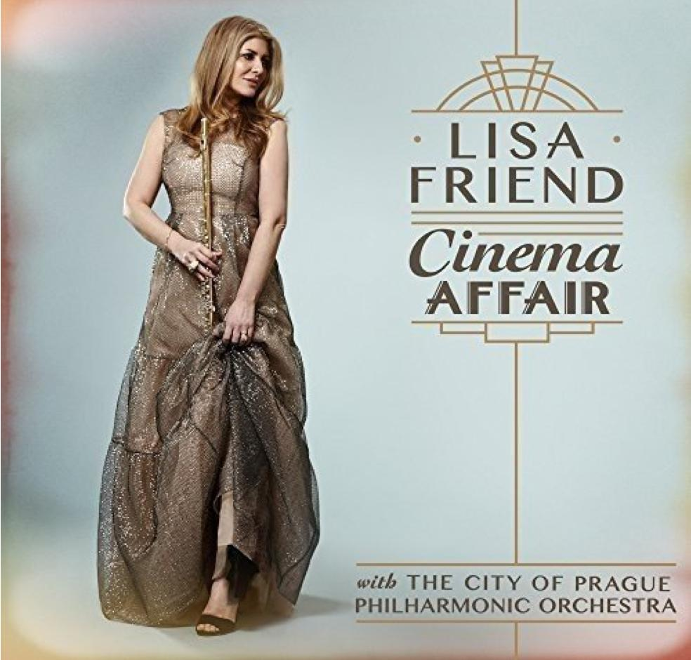 Lisa Friend Cinema Affair