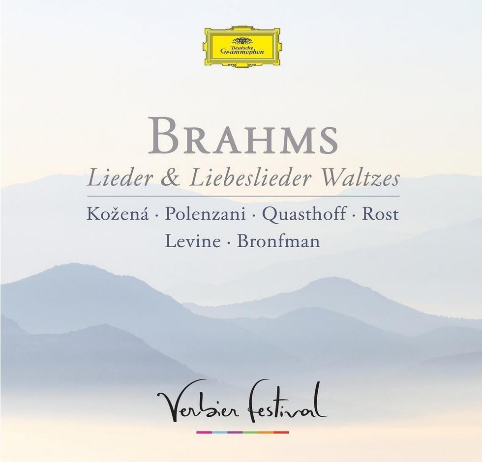 Brahms Liebeslieder Waltzes Verbier