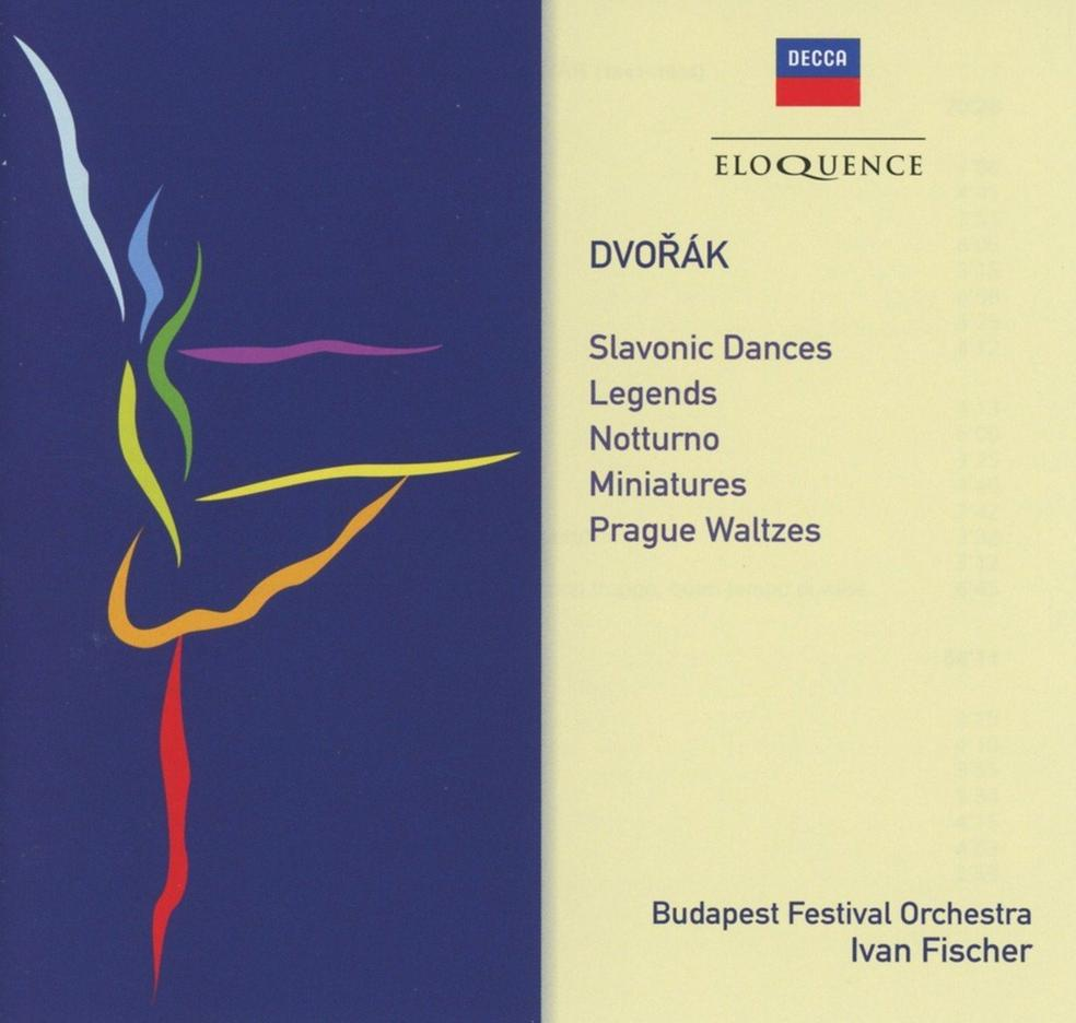Ivan Fischer conducts Dvorak