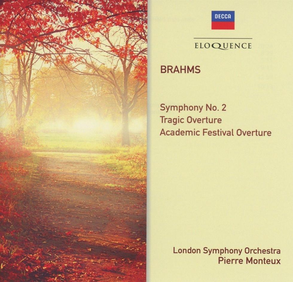 Pierre Monteux conducts Brahms