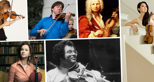The 25 greatest violinists of all time - Classic FM