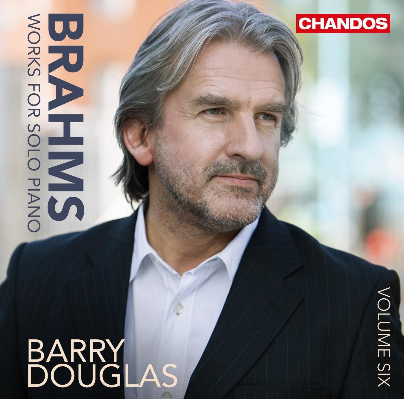 Brahms Barry Douglas