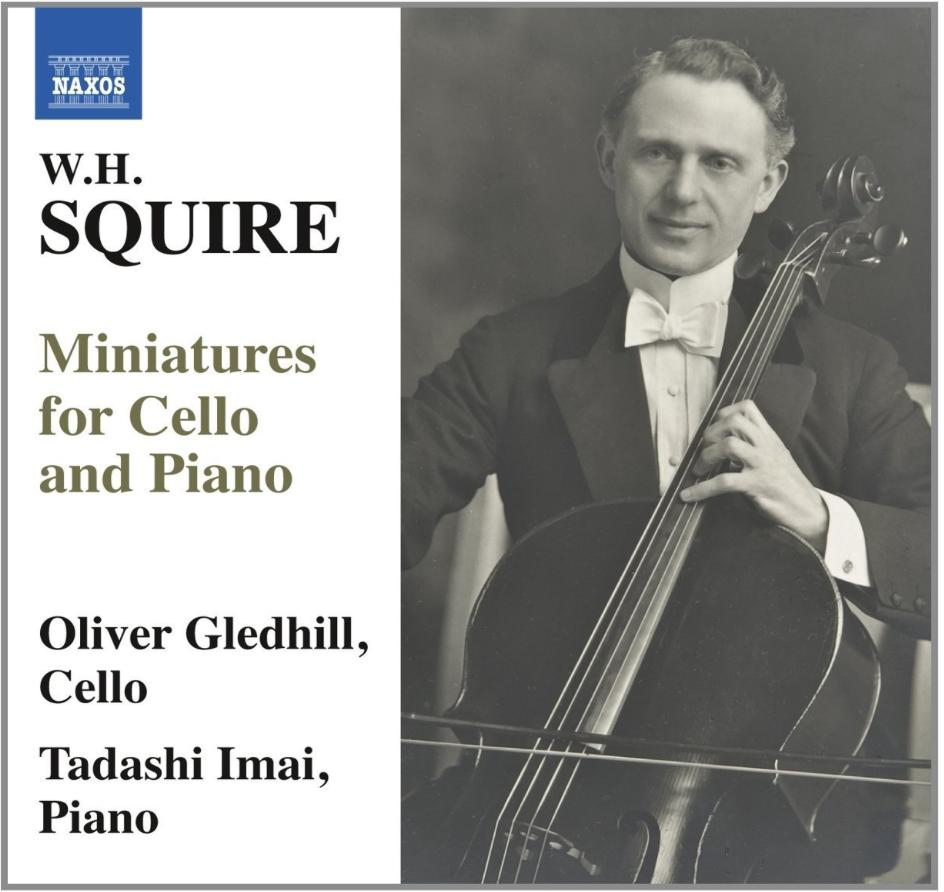 Squire Cello Gledhill
