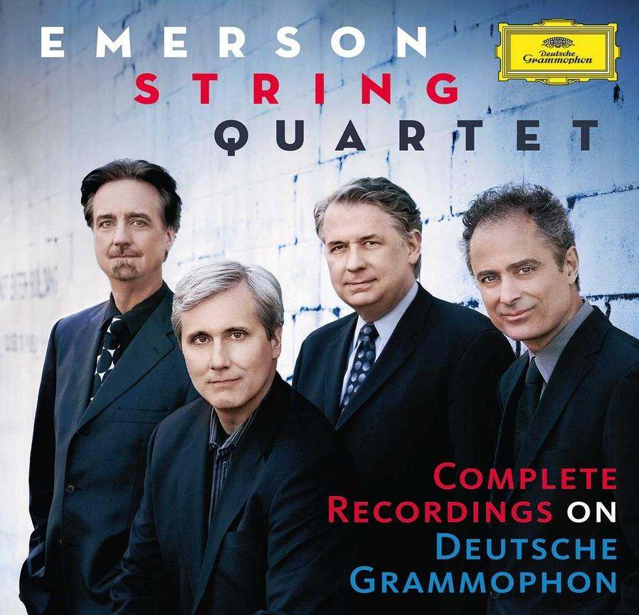 Emerson String Quartet complete DG recordings