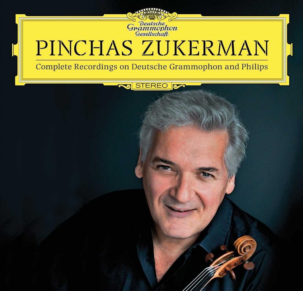 Pinchas Zukerman Complete DG Philips