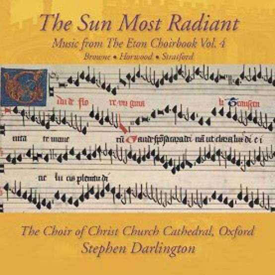 Eton Choirbook Vol 4