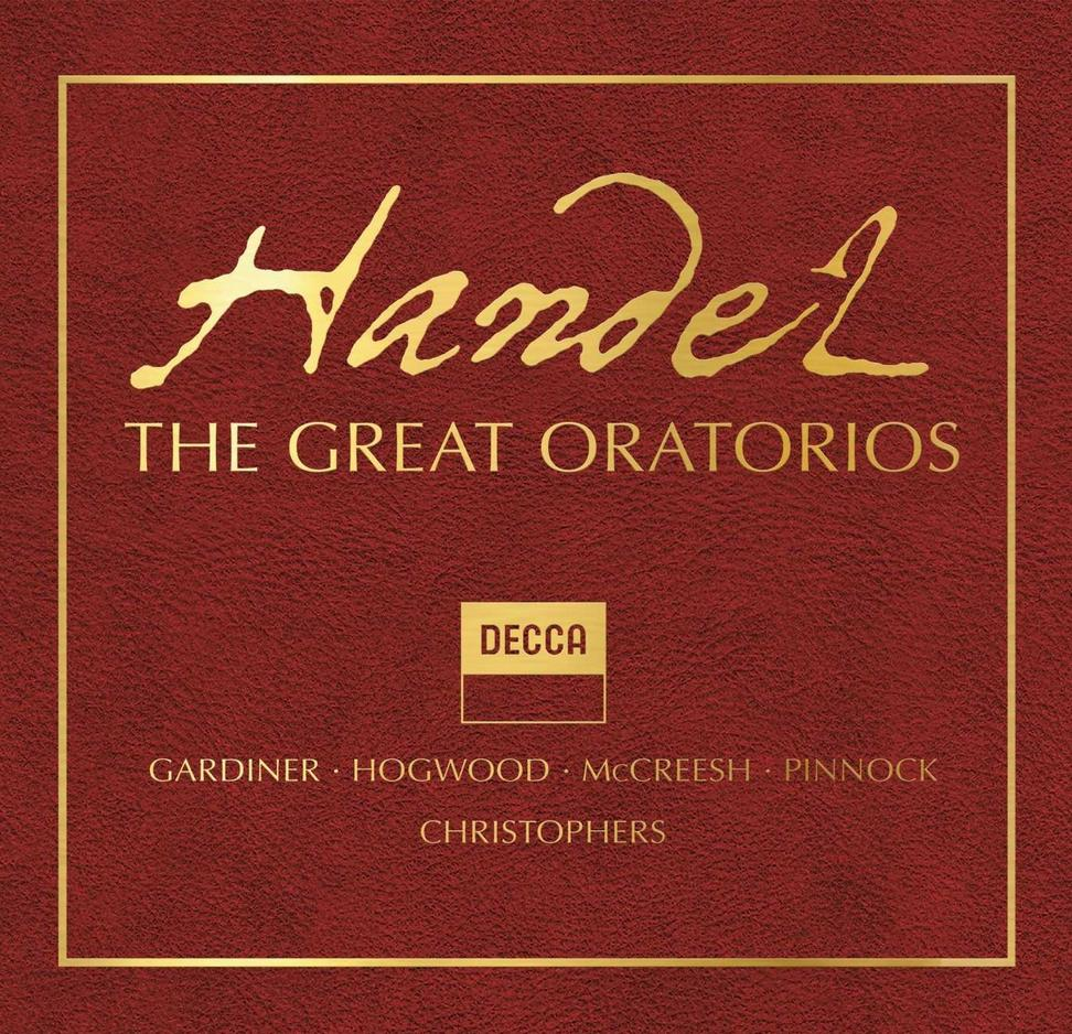 Handel Great Oratorios