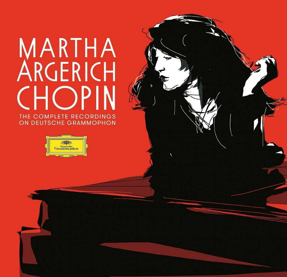 Martha Argerich Chopin