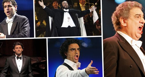 These are indisputably the greatest tenor voices in history