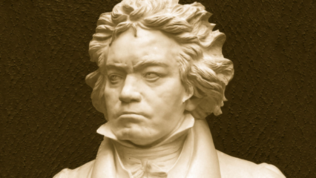 So if Beethoven was completely deaf, how did he compose?