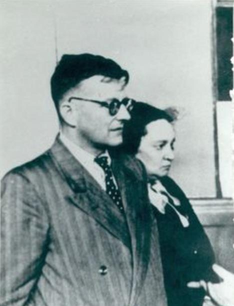 Maria Yudina Shostakovich
