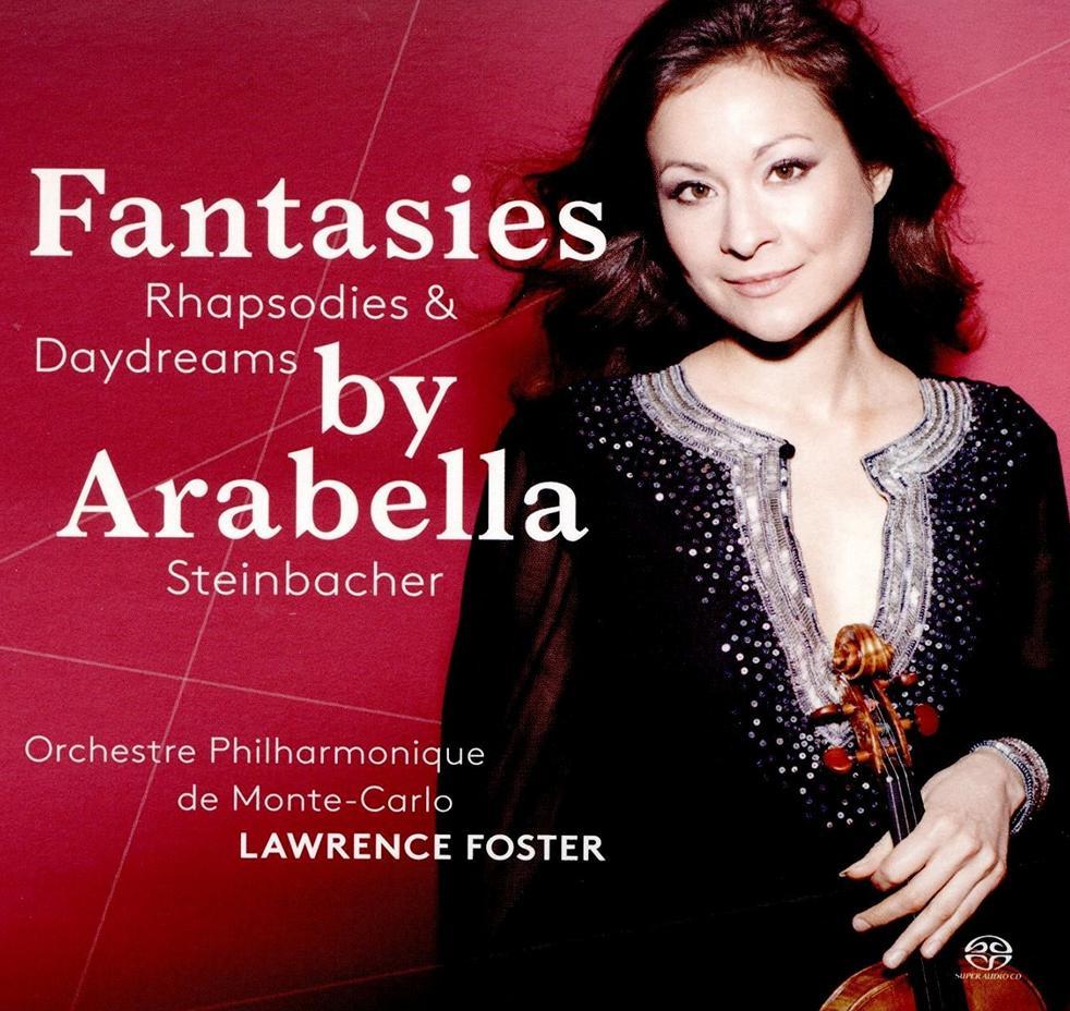 Arabella Steinbacher Fantasies