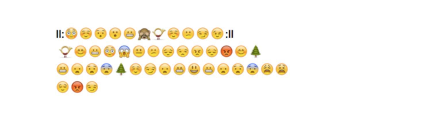 Classical music emojis Joshua Green