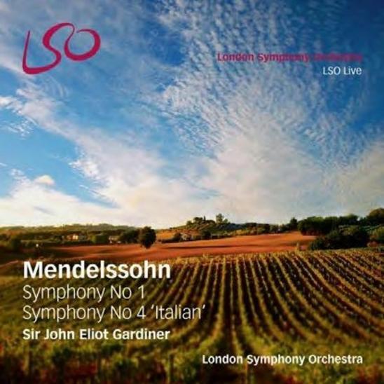 Mendelssohn Symphonies Gardiner LSO